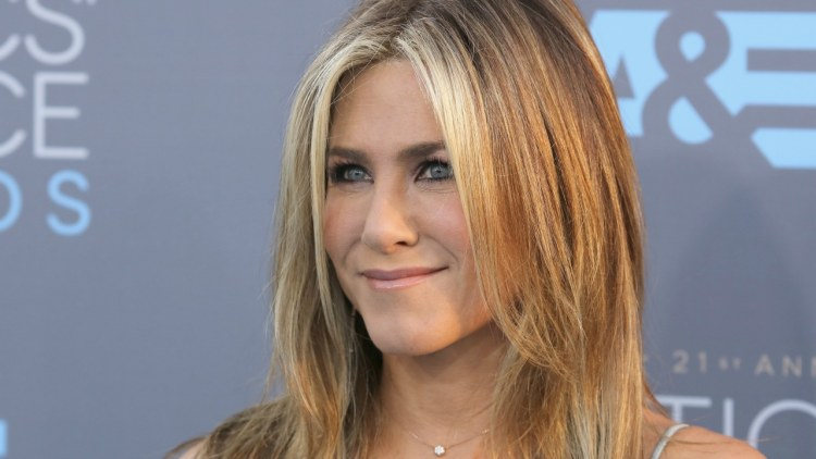 Jennifer Aniston hoje