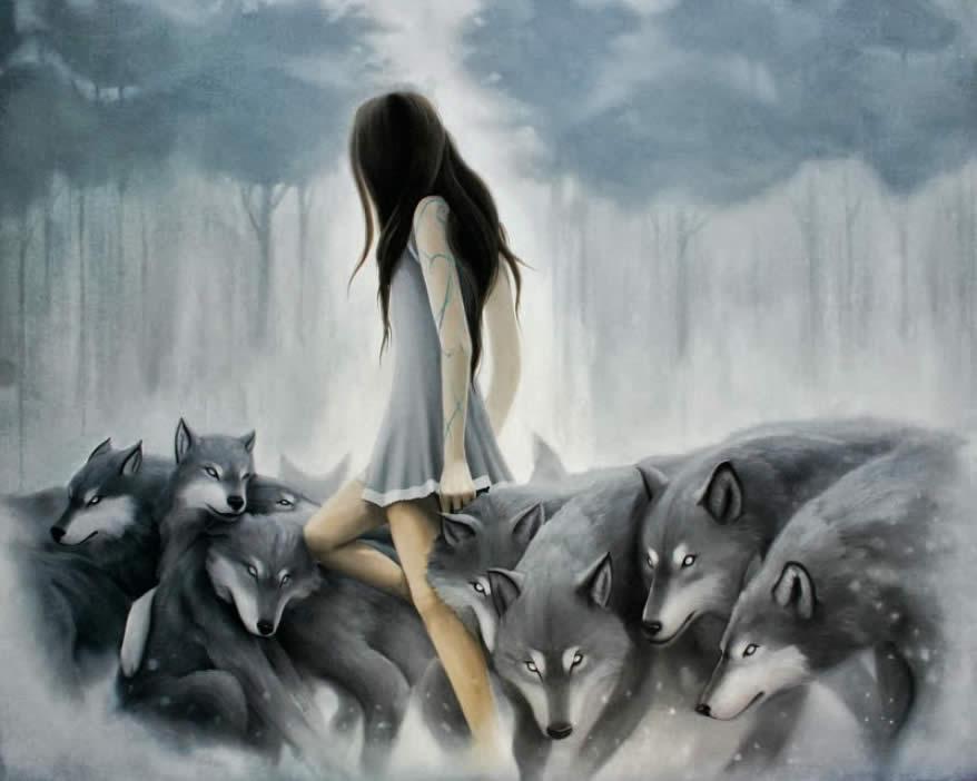 qual é a idade da loba